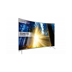 TV SAMSUNG UE49KS7502 (LED, CURVED, SUHD, SMART TV, DVB-T2/S2, 2200 PQI, 124 cm)