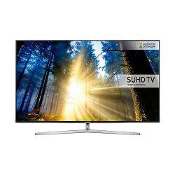 TV SAMSUNG UE55KS8002 (LED, SUHD, SMART TV, DVB-T2/S2, 2300 PQI, 138 CM)