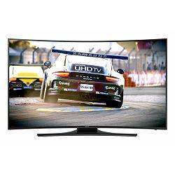 TV SAMSUNG UE65HU7200 (LED, CURVED, UHD, 3D SMART TV, DVB-T, 165 cm)