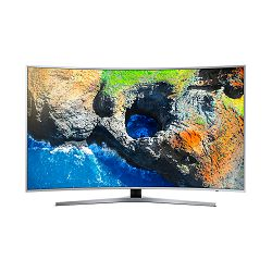 TV SAMSUNG UE65MU6502UXXH (LED, UHD/4K, SMART TV, CURVED, DVB T2/C/S2, 165 cm)