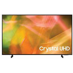 TV SAMSUNG UE75AU8072UXXH (191 cm, UHD, Smart TV, HDR10+, PQI 2200, DVB-T2, jamstvo 2 god)