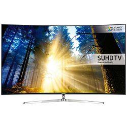 TV SAMSUNG UE78KS9002 (LED, CURVED, SUHD, SMART TV, DVB-T2/S2, 2400 PQI, 198 cm)