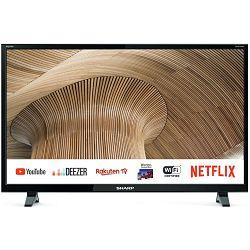 TV SHARP 40BG0EO (Full HD, SMART TV, Active Motion 200 Hz, DVB-T2/C/S2, H.265 HEVC, 102 cm)