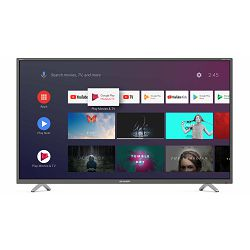 TV SHARP 40BL2EA ANDROID (LED, UHD, Android, Active Motion 600, HDR+, HLG, DVB-T2/C/S2 HEVC/H.265, 101cm)