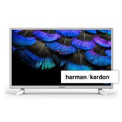 TV SHARP LC-32HI3222EW (Bijeli, HD Ready, DVB-T2/C/S2, Active Motion 100 Hz, HEVC H.265, 81 cm, 5 godina sigurnosti)