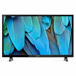 TV SHARP LC-40CFE4042E (LED, DVB-T2/S2, 100 Hz, 102 cm)