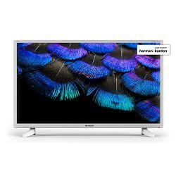 TV SHARP LC-40FI3222EW (LED, Bijeli, Full HD, DVB-T2/C/S2, Active Motion 100 Hz, H.265 HEVC, 102 cm, 5 godina sigurnosti)