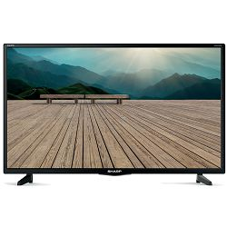 TV SHARP LC-40FI5122E (FHD, Smart TV, h/k, DVB-T2/C/S2, 102 cm)