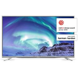 TV SHARP LC-49CUF8472ES (LED, UHD, SMART, DVB-T2/C/S2, HEVC/H.265, Active Motion 600 Hz, 123 cm, 5 godina sigurnosti)