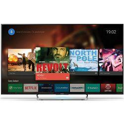 TV SONY BRAVIA KDL-65W859C (LED, 3D, SMART TV, DVB-T2/S2, 1000 Hz, 165 cm)