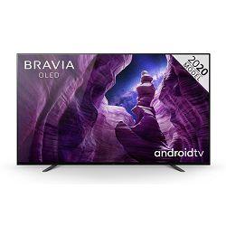 TV SONY KD-55A8BAEP (139 cm, UHD, Smart, HDR, DVB-S2, jamstvo 2 god)