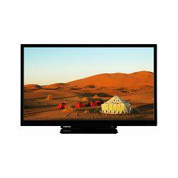 TV TOSHIBA 24W1963DG (HD, DVB-T2/C/S2, 61 cm)