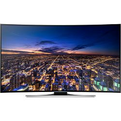TV SAMSUNG UE55HU8200 (LED, Curved, UHD, 3D Smart TV, DVB-S2, 138 cm) + poklon 5 godina jamstva