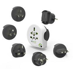 Univerzalni adapter Q2 POWER 5U1 svijet
