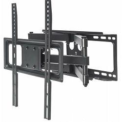 Univerzalni LCD Full-Motion zidni nosač za TV MANHATTAN FM 32-55'' 40kg 2 ruke