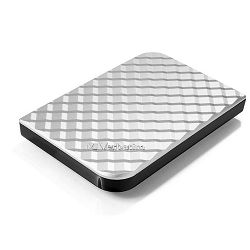 Vanjski tvrdi disk HDD EXT. VERBATIM STORE N GO 500GB silver