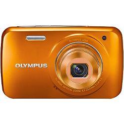 Fotoaparat OLYMPUS VH-210 orange + poklon torbica