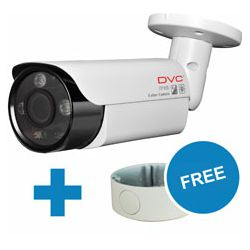 Nadzorna kamera DVC AHD DCA-BV5241A (IR, vanjska, 2.8-12mm)