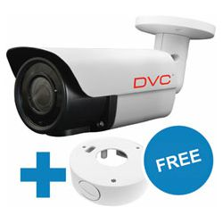 Nadzorna kamera DVC AHD DCA-BV742 (vanjska, IR, 2.8-12mm)