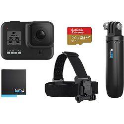 Video kamera GoPro HERO 8 Bundle