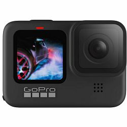 Akcijska kamera GoPro HERO 9 crna, CHDHX-901-RW