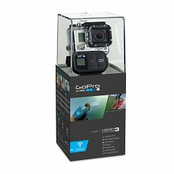 Video kamera GOPRO HERO3 Black edition Surf + GOPRO prsni nosač za kameru GP25