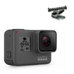 Video kamera GoPro HERO5 Black + poklon nosač jaws clamp GT-161