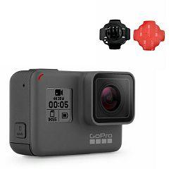 Video kamera GoPro HERO5 Black + poklon baterija i nosač GT-125