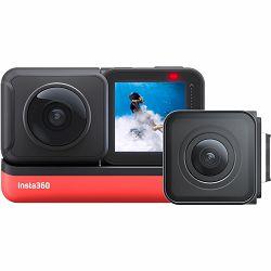 Akcijska kamera Insta360 ONE R Twin Edition