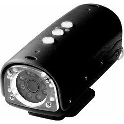 Akcijska kamera ROLLEI 100 (5MP, nastavak za bicikl)