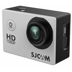 Akcijska kamera SJCAM SJ4000 silver