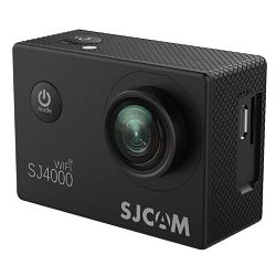 Video kamera SJCAM SJ4000 WiFi black