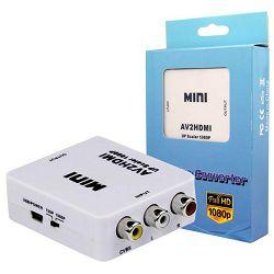 Video konverter MKC MKH-E-26 CVBS/AUDIO - HDMI