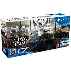 VR PS4 igra Bravo Team + Aim Controller komplet