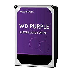 Hard disk HDD WESTERN DIGITAL Purple 10TB, 3,5