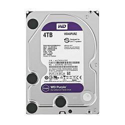 Hard disk HDD WD Purple 4TB, 3,5