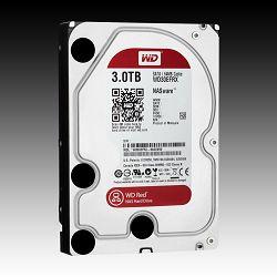 Hard disk HDD Desktop WESTERN DIGITAL Red (3.5