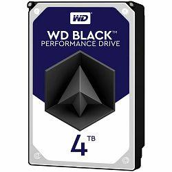 Hard disk HDD Desktop WD Black (3.5, 4TB, 256MB, 7200 RPM, SATA 6 Gb/s)