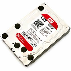 Hard disk HDD WD Red 40EFRX (3.5, 4TB, 64MB, RPM IntelliPower, SATA 6 Gb/s)