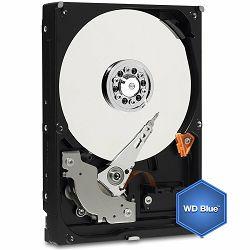 Hard disk HDD Desktop WD Blue (3.5, 6TB, 64MB, 5400 RPM, SATA 6 Gb/s)