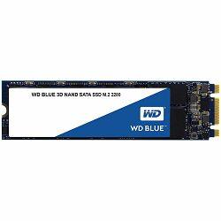 SSD WD Blue (M.2, 2TB, SATA III 6 Gb/s)