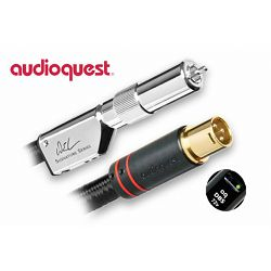 Kabel stereo 2RCA to 2RCA AUDIOQUEST WEL Signature 3.5m - par