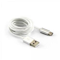 Kabel USB 2.0 - USB tip C, bijeli, 3 kom