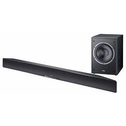 Soundbar MAGNAT WSB 225 SET crni