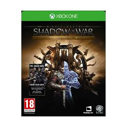 Xbox One igra Middle Earth: Shadow of War Gold Edition