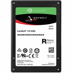 SEAGATE SSD IronWolf 110 (2.5