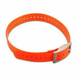 Zamjenska ogrlica za GARMIN DC 50 (za manje pse) narančasta
