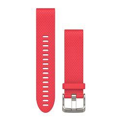 Zamjenski remen GARMIN QuickFit 20 za fenix 5S - pink