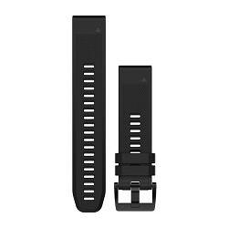 Zamjenski remen GARMIN Quickfit 22 (za Fenix 5) crni