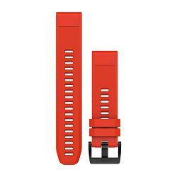 Zamjenski remen GARMIN Quickfit 22 (za Fenix 5) vatreno crveni